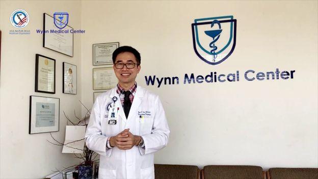 Dr. Wynn Tran Official