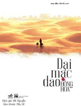 Đại Mạc Dao – Tập 1