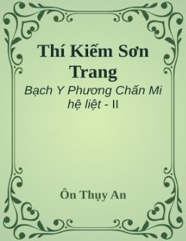 Thí Kiếm Sơn Trang