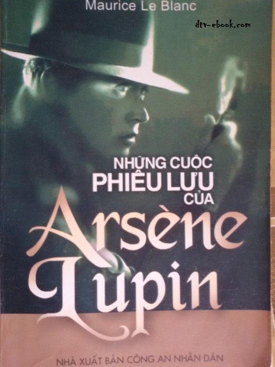 Những Cuộc Phiêu Lưu Của Asène Lupin