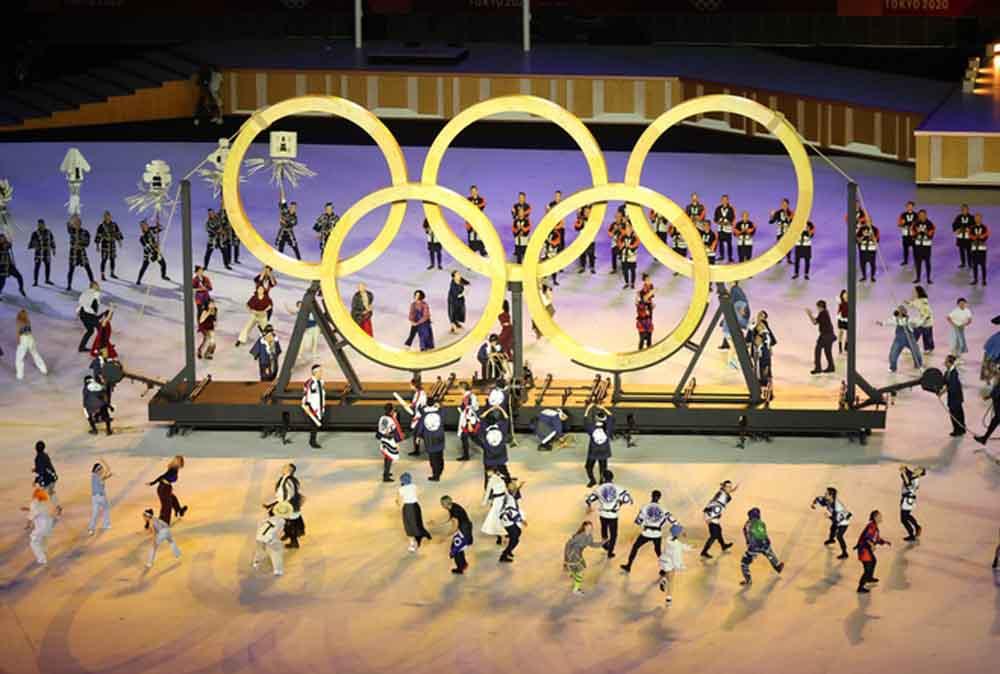 Khai mạc Olympic 2020